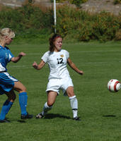 Thumbnail for Colorado College Women's Soccer. CC vs. Air Force. 2004. CCWS12