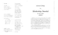 Thumbnail for Commencement Program 1931