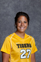 Thumbnail for Uyenishi, Katie. Colorado College Women's Soccer. Player portraits, 2013-2014