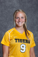 Thumbnail for Vandersluis, Kaeli. Colorado College Women's Soccer. Player portraits, 2013-2014