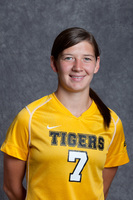 Thumbnail for Ayers, Jessie. Colorado College Women's Soccer. Player portraits, 2013-2014