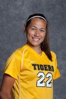 Thumbnail for Buika, Pelemarie. Colorado College Women's Soccer. Player portraits, 2013-2014