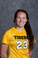 Thumbnail for Curran, Sam. Colorado College Women's Soccer. Player portraits, 2013-2014
