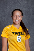 Thumbnail for Long, Alexis. Colorado College Women's Soccer. Player portraits, 2013-2014