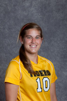 Thumbnail for Whitehead, Madison. Colorado College Women's Soccer. Player portraits, 2013-2014