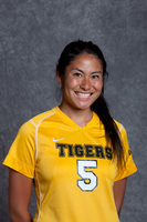 Thumbnail for Nguyen, Yumi. Colorado College Women's Soccer. Player portraits, 2013-2014