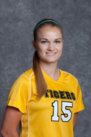 Thumbnail for Lauzon, Julia. Colorado College Women's Soccer. Player portraits, 2013-2014
