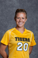Thumbnail for Haizlip, Sarah. Colorado College Women's Soccer. Player portraits, 2013-2014