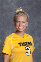 Thumbnail for Morway, Kecia. Colorado College Women's Soccer. Player portraits, 2013-2014