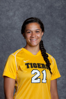 Thumbnail for Herron, Rachel. Colorado College Women's Soccer. Player portraits, 2013-2014
