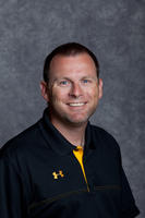 Thumbnail for Bennett, Geoff. Colorado College Women's Soccer. Coaches and staff portraits, 2013-2014
