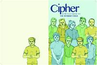 Thumbnail for Cipher [2014-2015 Vol. 18 no. 1 September]