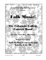 Thumbnail for Concert Band [2014-12-10]