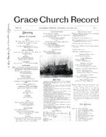 Thumbnail for Grace Church Record
