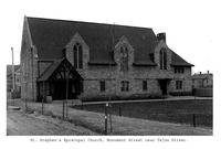 Thumbnail for F. P. Stevens photograph - St. Stephen's Episcopal Church, Monument Street near Tejon Street