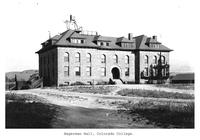 Thumbnail for F. P. Stevens photograph - Hagerman Hall, Colorado College