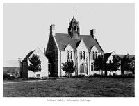 Thumbnail for F. P. Stevens photograph - Palmer Hall, Colorado College