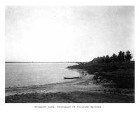 Thumbnail for F. P. Stevens photograph - Prospect Lake, southeast of Colorado Springs