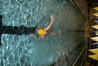 Thumbnail for Colorado College Women's Water Polo. 2005. JR9D1472