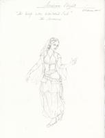 Thumbnail for Arabian Nights: The Wife Who Wouldn't Eat - The Sorceress