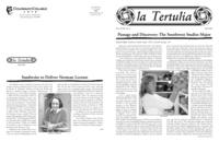 Thumbnail for La tertulia [2002-2003 v. 18 no. 3 Fall]