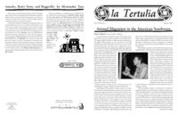 Thumbnail for La tertulia [2001-2002 v. 18 no. 1 Winter]