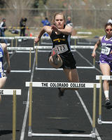 Thumbnail for Cross Country and Track and Field Brochure Photos. 2005. n05Jones1