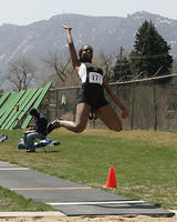 Thumbnail for Cross Country and Track and Field Brochure Photos. 2005. n05Moore1