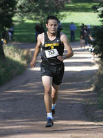 Thumbnail for Cross Country and Track and Field Brochure Photos. 2005. n04Castaneda3