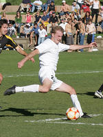 Thumbnail for Men's Soccer Brochure Photos. Fall 2005. n04Tafel3500