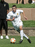 Thumbnail for Men's Soccer Brochure Photos. Fall 2005. n04Fagan1500