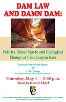 Thumbnail for Dam law and damn dam : politics, water waste and ecological change at Glen Canyon Dam