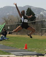 Thumbnail for Cross Country and Track and Field Brochure Photos. Fall 2005. n05Moore1500