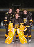 Thumbnail for Colorado College Men's Hockey. Team Photos. 2004. CCHSeniors020