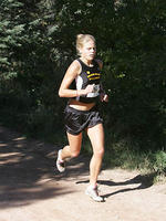 Thumbnail for Cross Country and Track and Field Brochure Photos. Fall 2005. n04Kremer1500