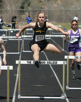 Thumbnail for Cross Country and Track and Field Brochure Photos. Fall 2005. n05Jones2500
