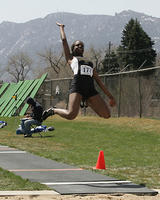 Thumbnail for Cross Country and Track and Field Brochure Photos. Fall 2005. n05Moore2500