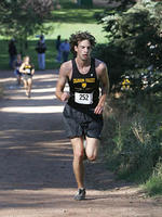 Thumbnail for Cross Country and Track and Field Brochure Photos. Fall 2005. n04Boggs2500
