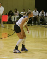 Thumbnail for Women's Volleyball Brochure Photos. Fall 2005. n04Schuldt2500