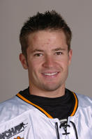Thumbnail for Roberts, Brandon. Colorado College Men's Hockey. Player portraits, 2004-2005