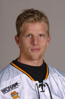Thumbnail for Crabb, Joey. Colorado College Men's Hockey. Player portraits, 2004-2005