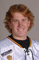 Thumbnail for Brunkhorst, John. Colorado College Men's Hockey. Player portraits, 2004-2005. CCH60