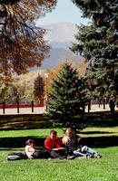 Thumbnail for Scene of Colorado College campus life. 2003. CC-097