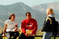 Thumbnail for Scene of Colorado College campus life. 2003. CC-04