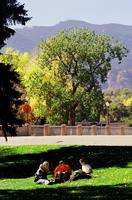 Thumbnail for Scene of Colorado College campus life. 2003. CC-094