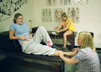 Thumbnail for Scene of Colorado College campus life. 2003. CC-0143