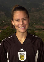 Thumbnail for Colorado College Women's Soccer. Player and Staff Portraits. 2002. Martinez