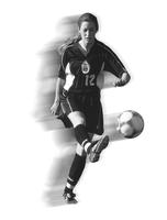 Thumbnail for Colorado College Women's Soccer. Media Guide Photos. 2001. n060OBryan