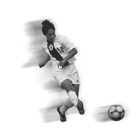 Thumbnail for Colorado College Women's Soccer. Media Guide Photos. 2001. n038Reyes