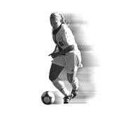Thumbnail for Colorado College Women's Soccer. Media Guide Photos. 2001. n002Magnuson